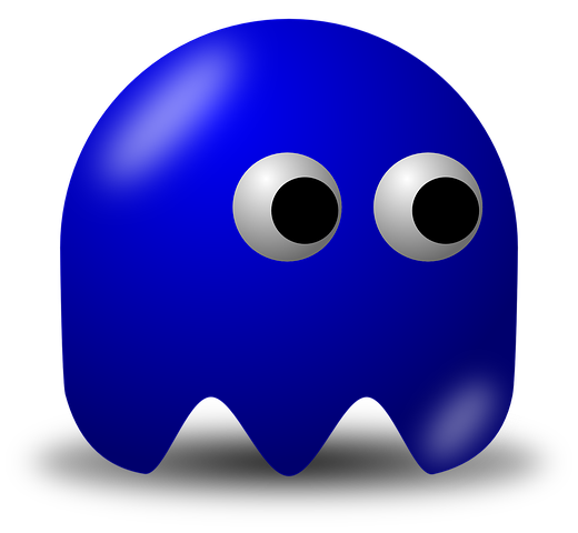 Pin On Pacman Ghosts