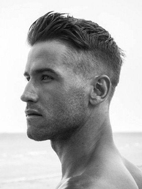 Erstaunlich Frisuren Männer Einfach
