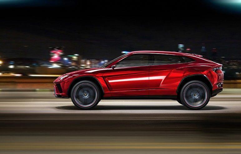 Lamborghini Urus Supercar Suv Concepts Bentleybentayga New Cars