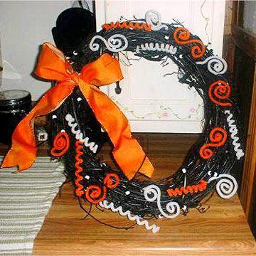 Readers\u0027 Best Ideas for Halloween Decorations Wreaths, Indoor - halloween decorations indoor ideas