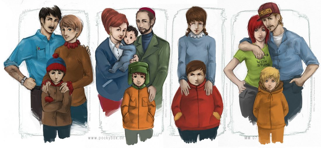 Just Whatever Com South Park Characters South Park Realistic Cartoons