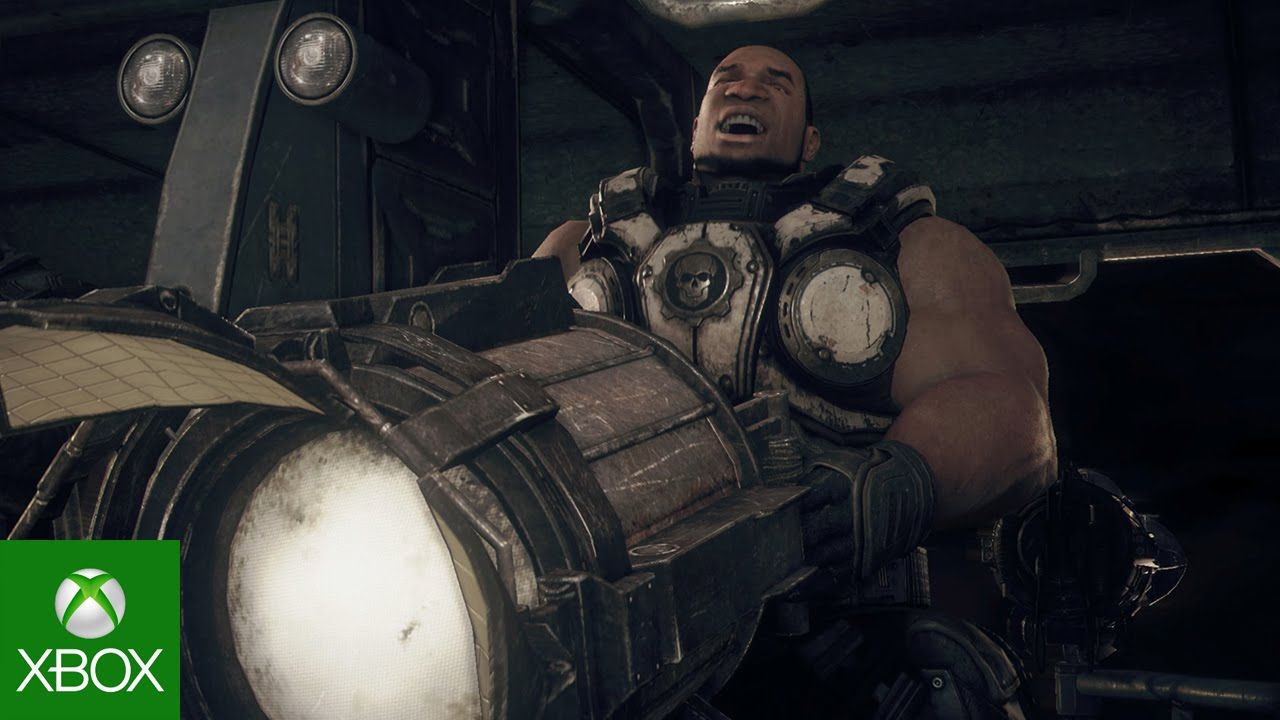 Gears Of War Ultimate Edition The Cole Train Rap Gears Of War Xbox One S Xbox Gears of war ultimate edition xbox