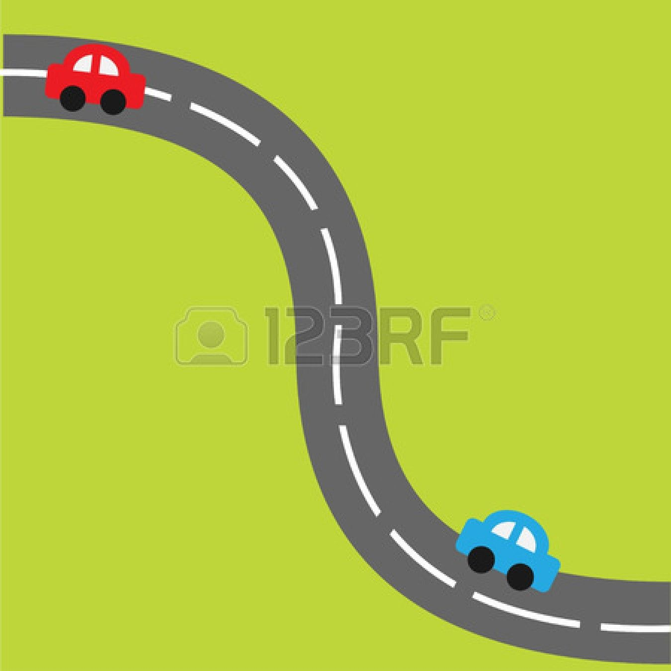 background road clipart 40 - photo #42