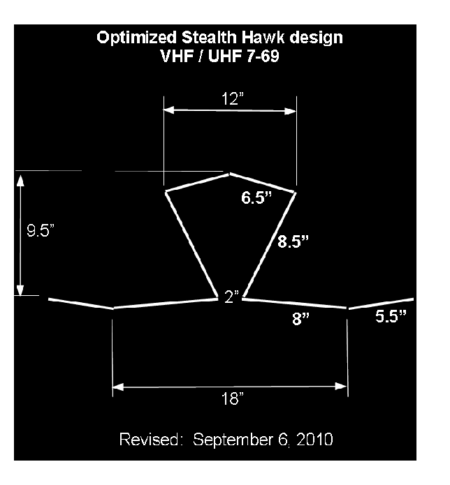 Building The Stealth Hawk TV Antenna (See Post #304) - Page
