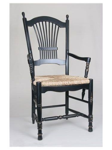 Wheatback Arm Chair | Dining room chairs, Cottage ...