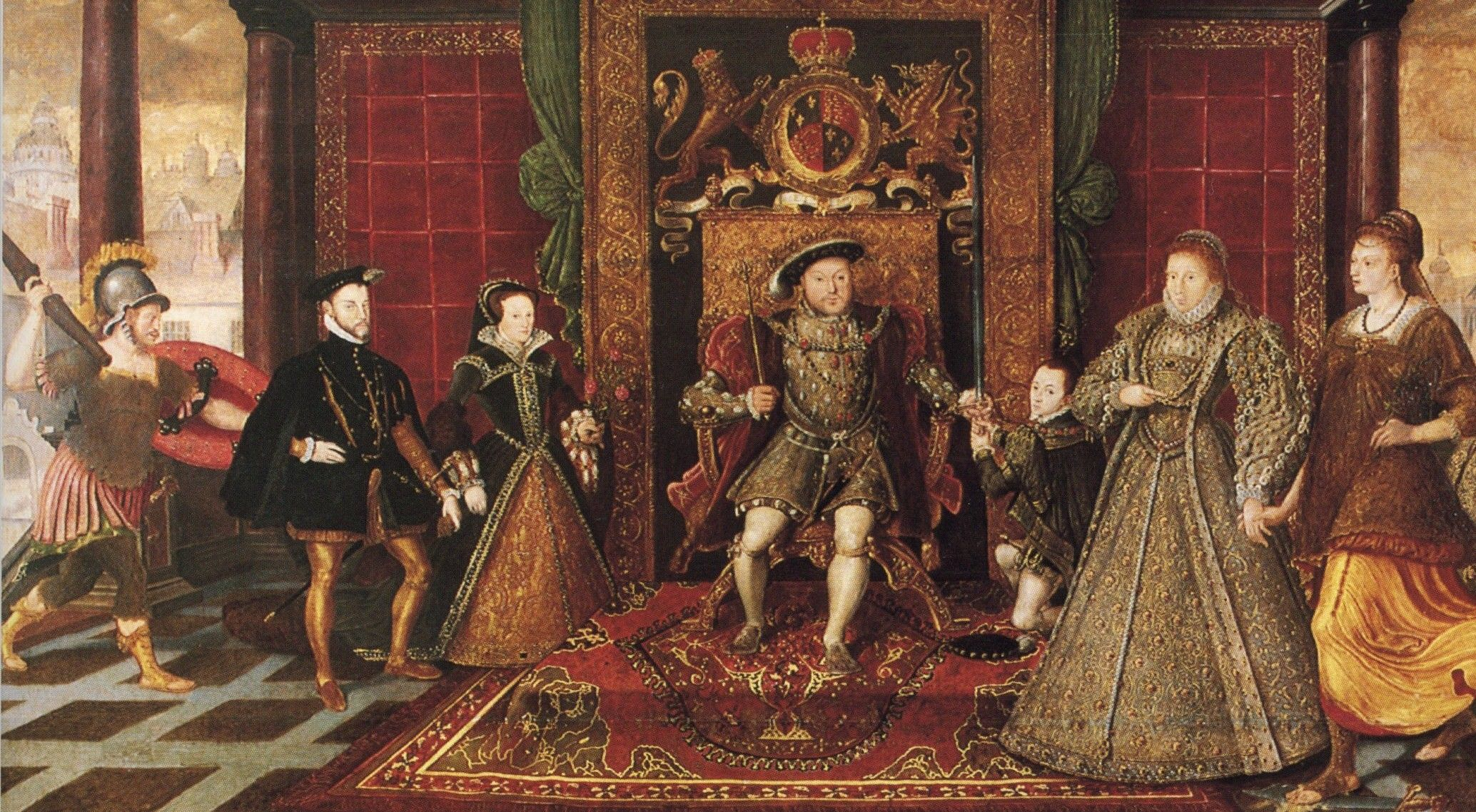 curl up the tudors henry viii and history history