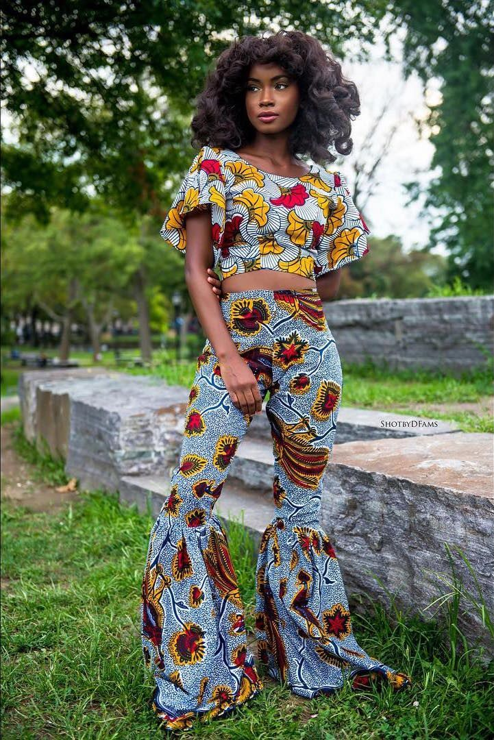 Editorial-Blissfull Queen for Omooba Fashions by Dfams 2