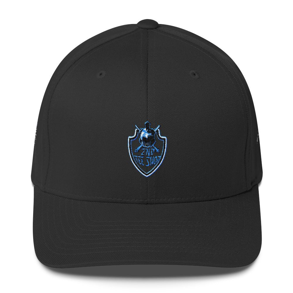 The 2nd Tee Shop Structured Twill Cap
