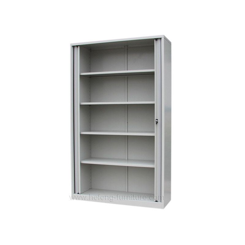 Roller Shutter Cupboards Supplied By Hefeng Furniture Com Are Ideal For Office Government Schools And Many Other Applications Facto Steel Cabinet Rolle