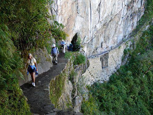 Machu picchu inca trail