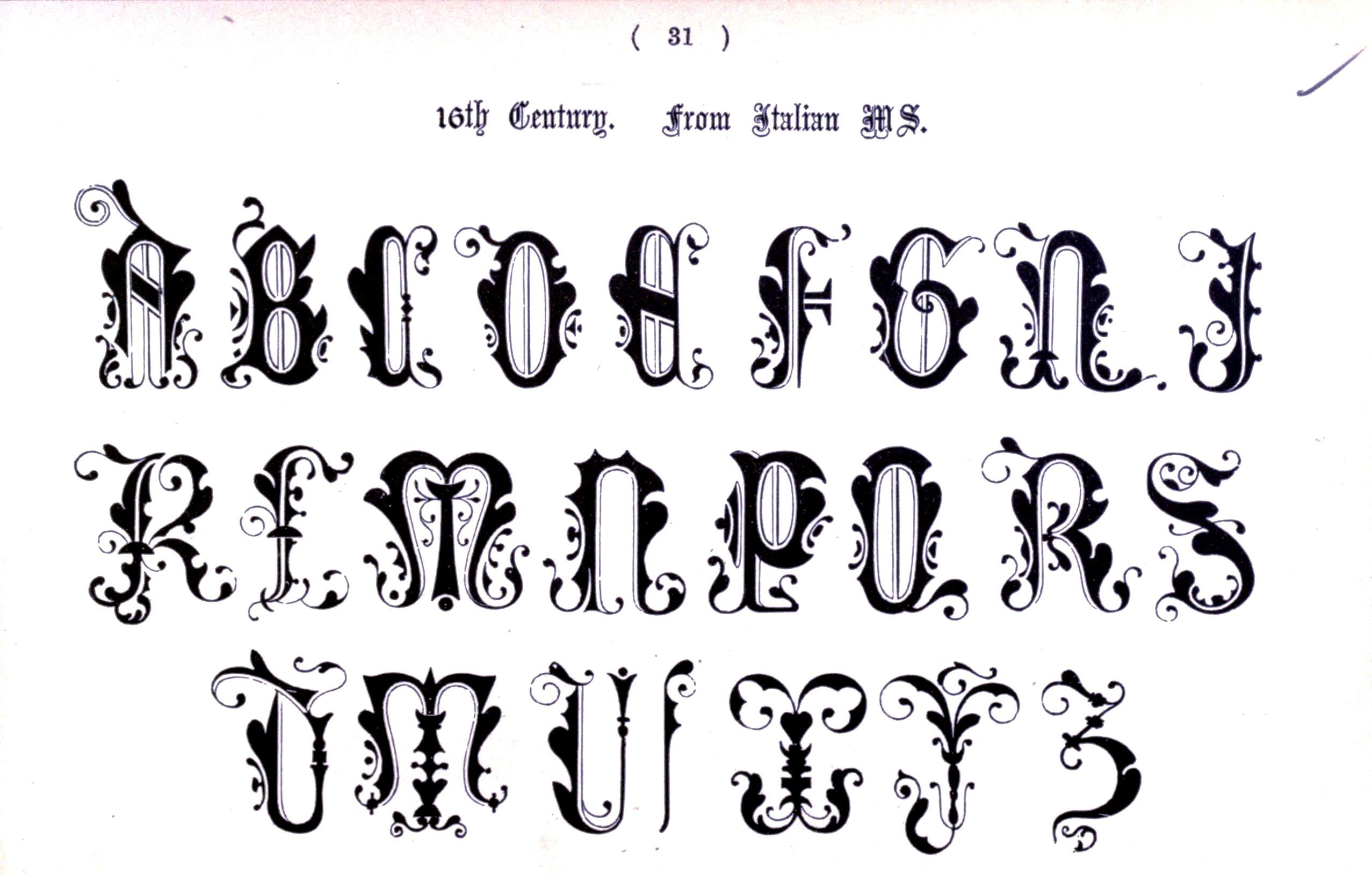 The book of ornamental alphabets, ancient and mediaeval