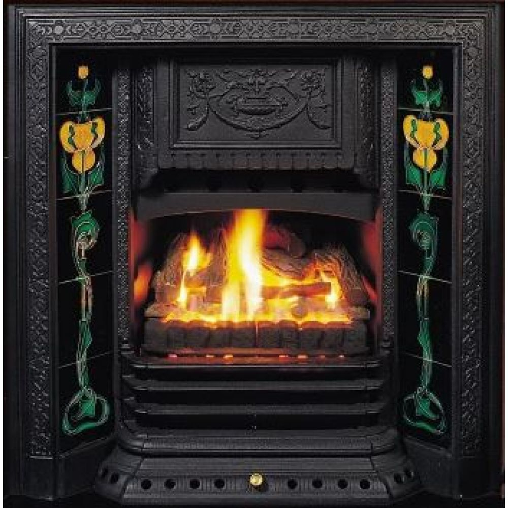 Gas logs and Gas fires