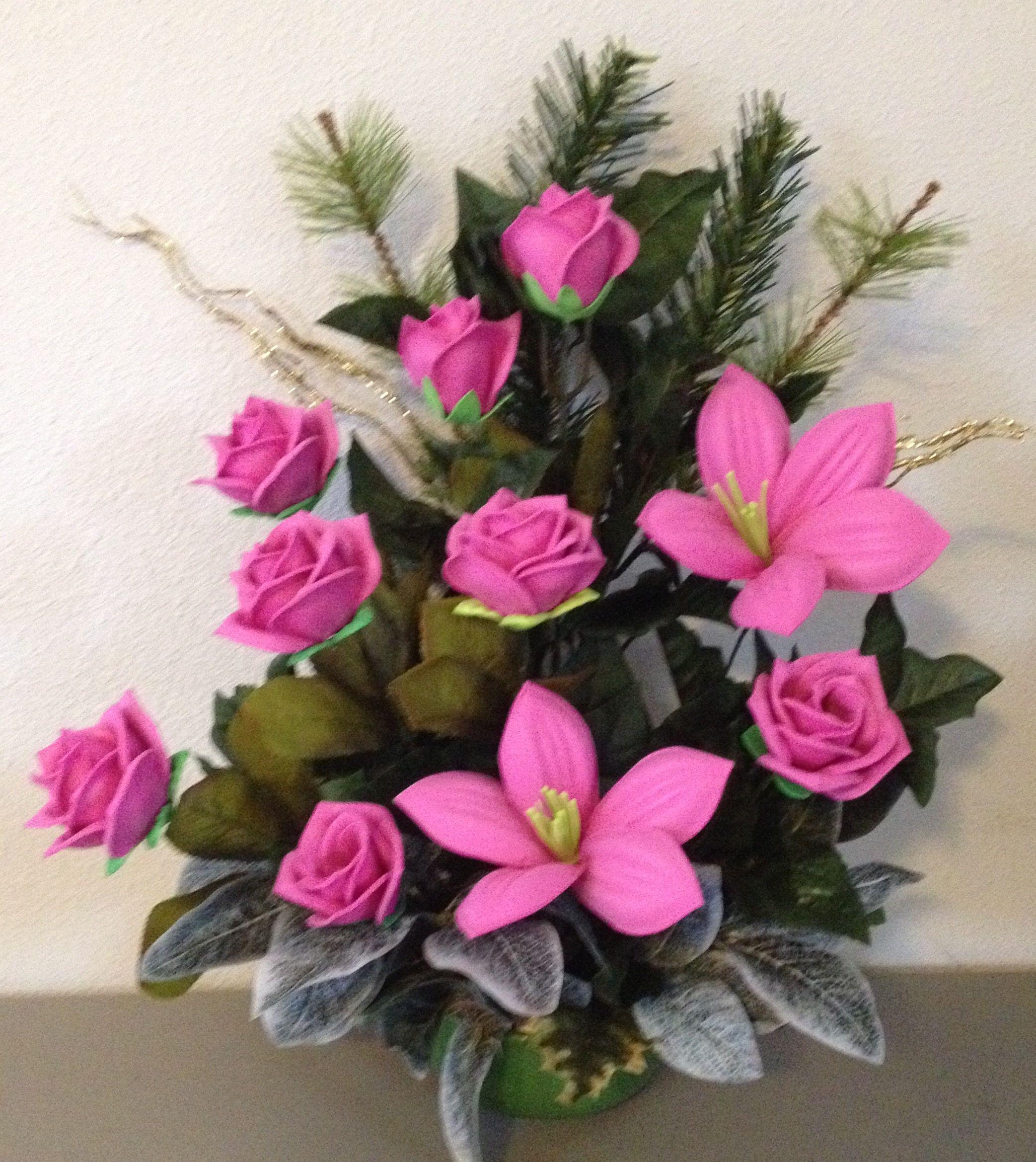 Pin By Medha Sahasrabudhe On Flowers Flores De Foamy
