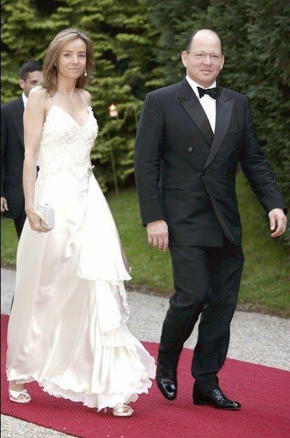 Prins Kardam van Bulgarije en zijn vrouw Miriam, 02.07.2006.