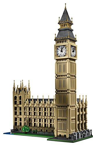 Brand Lego Features Build A Highly Detailed Model Of The World S Best Known Clock Tower Includes Elizabeth Towe Big Ben Big Ben Model London Clock Tower