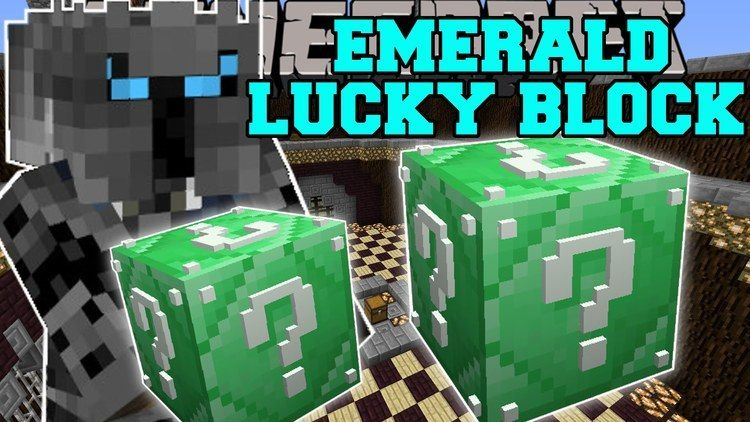 minecraft lucky block mod videos
