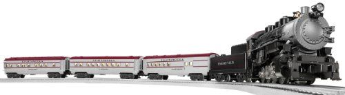 Lionel Chattanooga Express Train Set  - Click image twice for more info - See a larger selection of lionel  at http://zkidstoys.com/product-category/lionel/ - kids, toddler, grown up toys, building toys, educational toys, christmas 2014, holidays, gift ideas