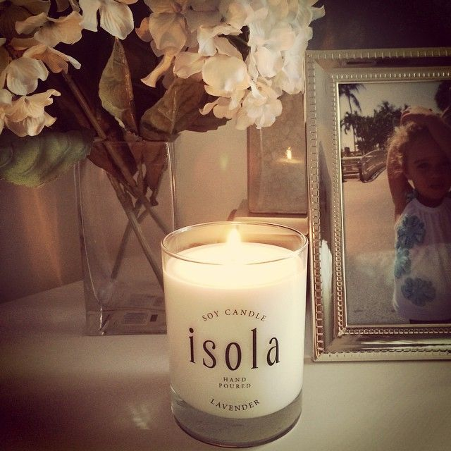 LOVING our new scent of Lavender that we just added to our collection of Soy Candles. All of our candles are 100% natural, made in the USA and hand poured by adults w/developmental disabilities. And, no other candles smell as good as these! #isolabody