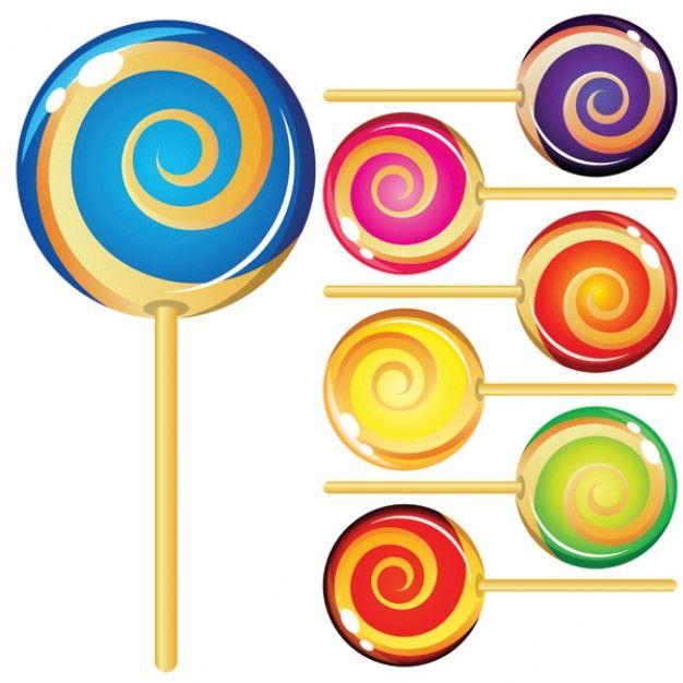 Dibujos de paletas de dulce - Imagui | display | Pinterest | Paletas ...