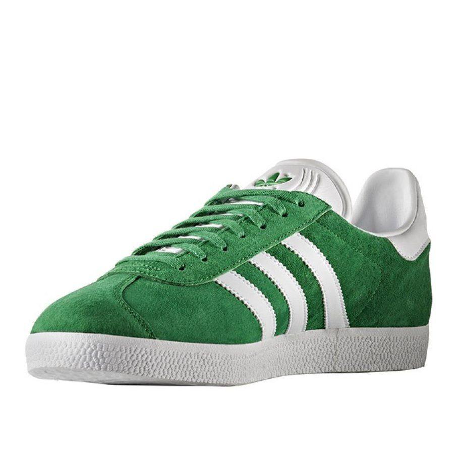 Buty Adidas Originals Gazelle M Bb5477 Zielone Adidas Originals Shoes Adidas