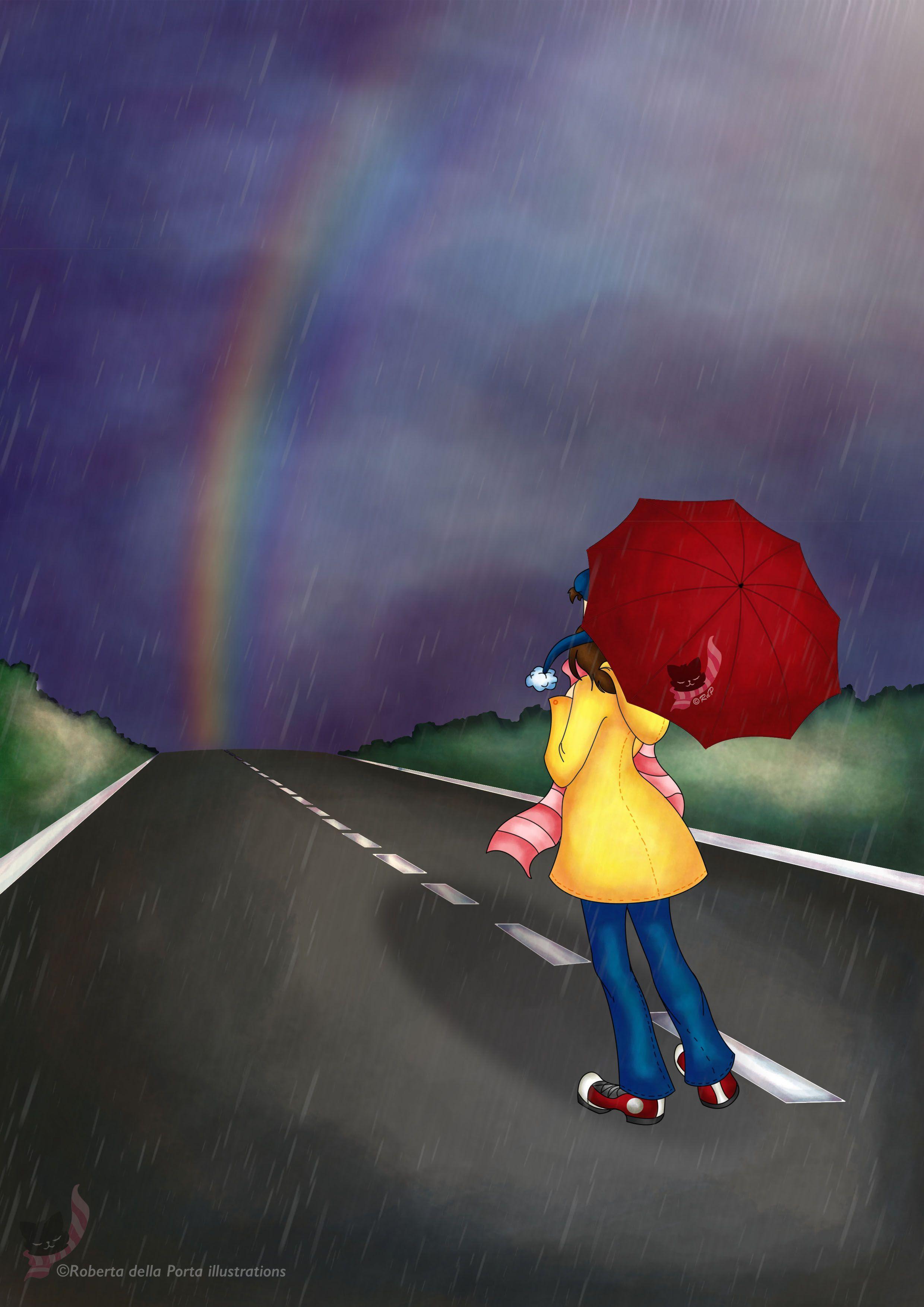 """""""Hope"""" Per quei momenti in cui sembra sempre andare tutto male, e sognare e sperare sono un buon modo per andare avanti.  Facebook: https://www.facebook.com/robertadellaportaillustrations/?ref=bookmarks Pinterest: https://www.pinterest.com/RdPillustration/ Twitter: https://twitter.com/RdPIllustration?lang=it DeviantART: http://sheep-in-the-moon.deviantart.com/"""