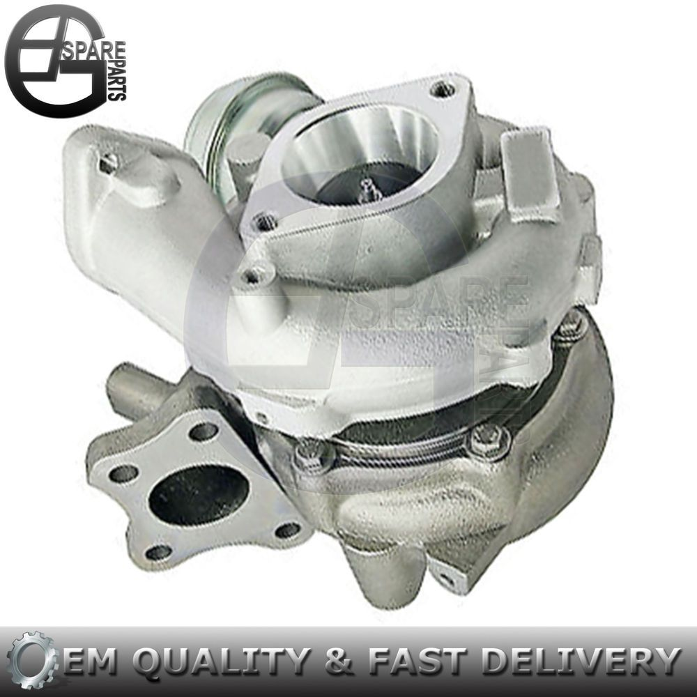 eBay Sponsored New GTV Turbocharger ECC for NISSAN D