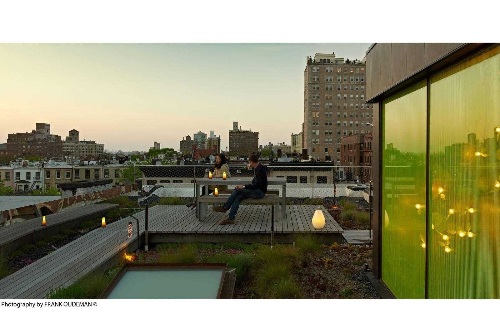 Future Green : Portfolio : Park Slope Residence