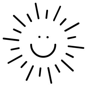 Free Black And White Clipart Public Domain Black And White Clip Smiley Face Tattoo Clipart Black And White Sun Clip Art