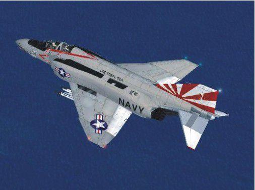 F 4 Phantom Ii Flight Simulator Microsoft Flight Simulator Phantom