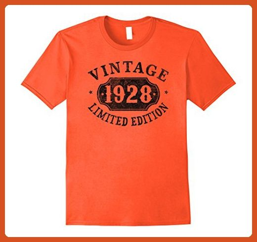 Mens 89 Years Old 89th B Day Birthday Gift 1928 Limited T Shirt 2xl