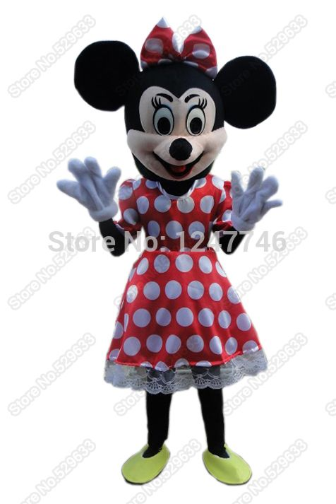 Minnie Mouse Mascot Costume Adult Size Classic Minnie Mouse Cartoon Character Costumes Free Shipping   sc 1 st  Pinterest & Minnie Mouse Mascot Costume Adult Size Classic Minnie Mouse Cartoon ...
