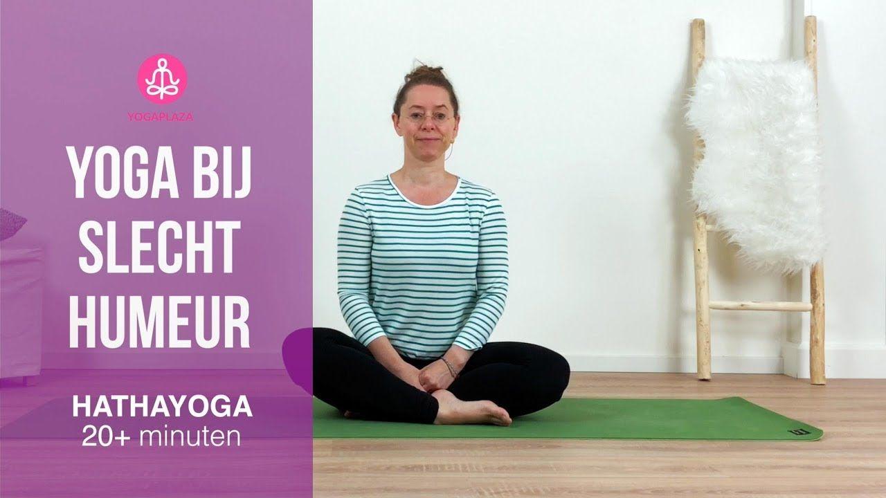 Yoga bij een slecht humeur - YouTube