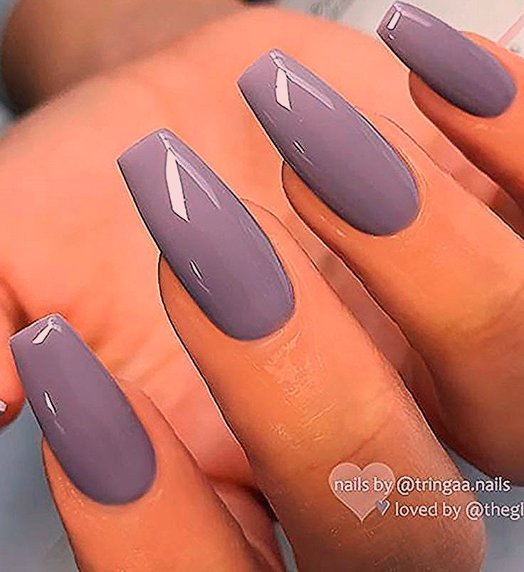 Photo of The Best Gray Nail Art Design Ideas #Nails