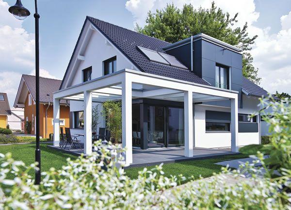 Photo of Musterhaus Fertighaus Musterhaus Fellbach (generation 5.5) von WeberHaus GmbH & Co. KG