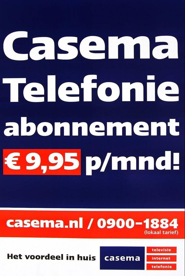 Casema 2007
