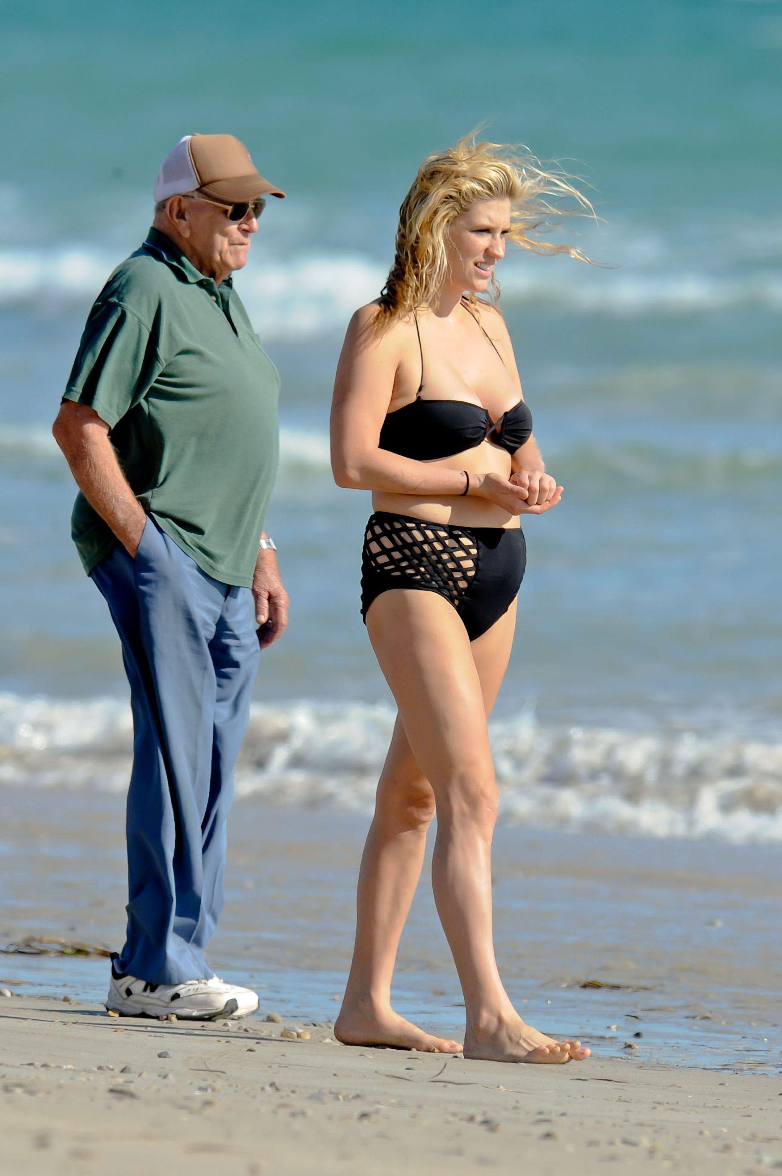Kesha On A Beach In Adelaide, Australia