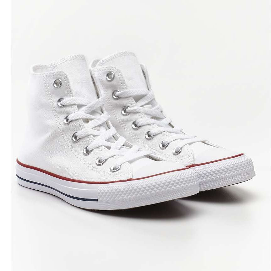 Trampki Damskie Converse Converse Biale M7650 Converse Converse High Tops Converse Chuck Taylor High Top Sneaker