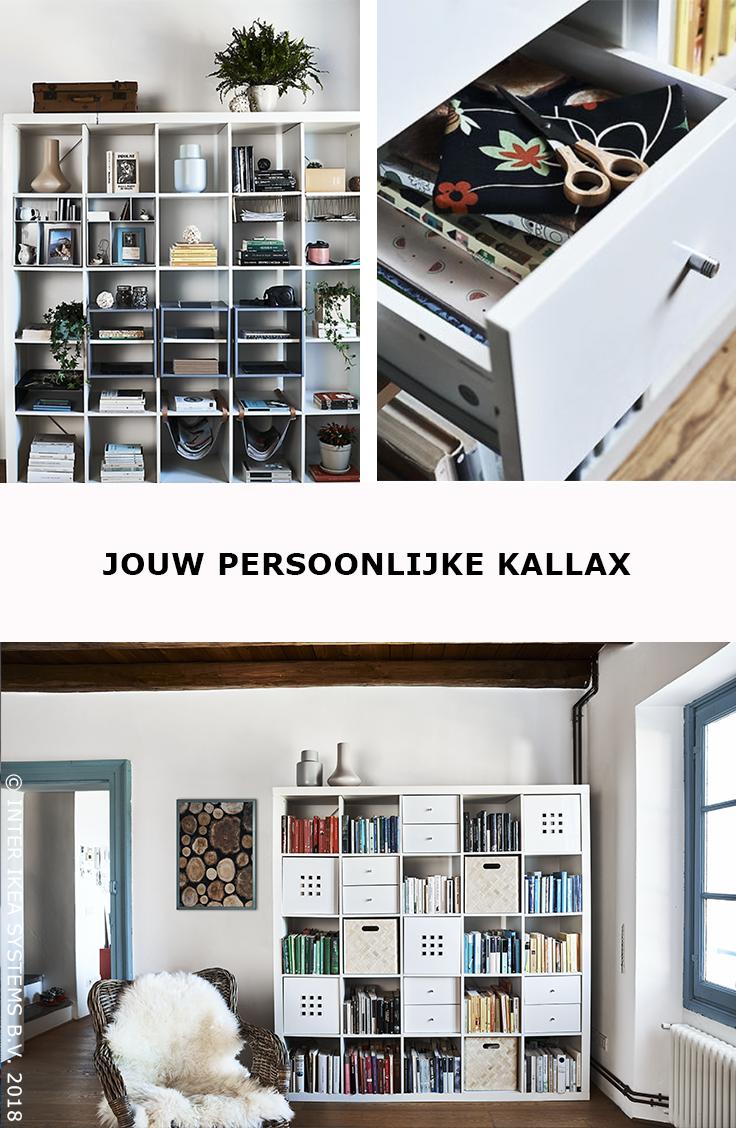 Schuifdeurkast Op Maat Ikea.Maak Jouw Kallax Kast Op Maat In 2019 Ikeaidee Ikea Home Decor