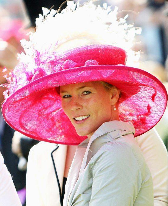 Autumn Phillips - Photos  Royal-Wedding-Worthy Hats  75c4834b30c6