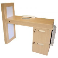 Table Manucure Avec Aspiration Avec Images Table Manucure