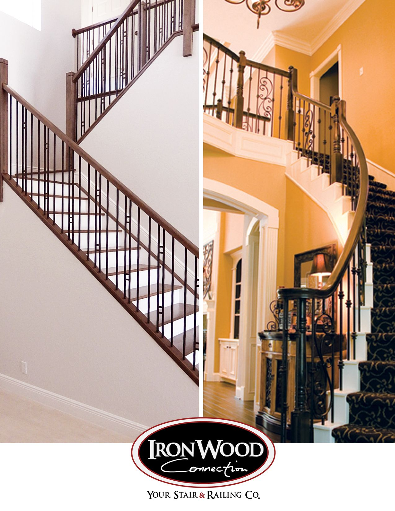 Best Pin By Ironwood Connection On Everything Stairs Stairs 400 x 300