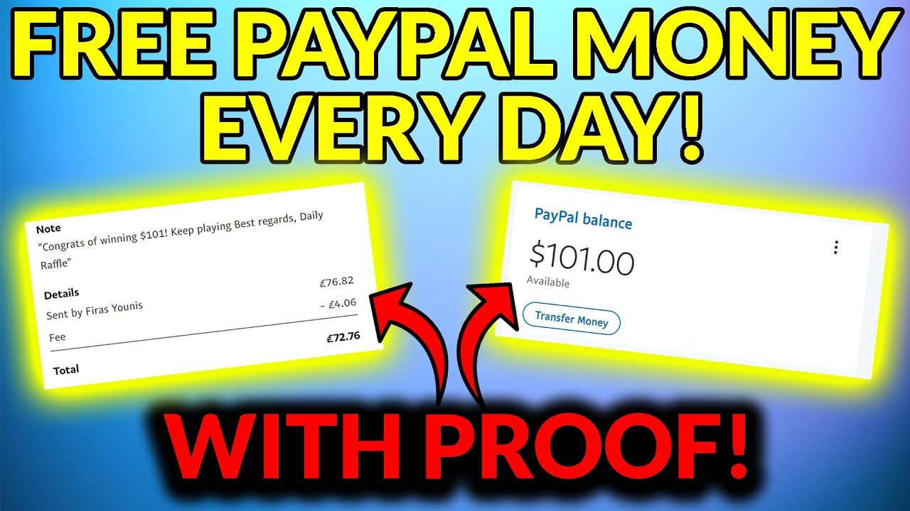Earn free paypal money daily using this smartphone app