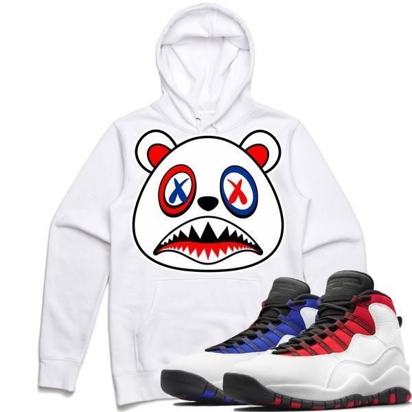 aa29b0a54cfa2e Jordan 10 Westbrook Baws Sneaker Hoodie by Baws to match is available on our  online store.