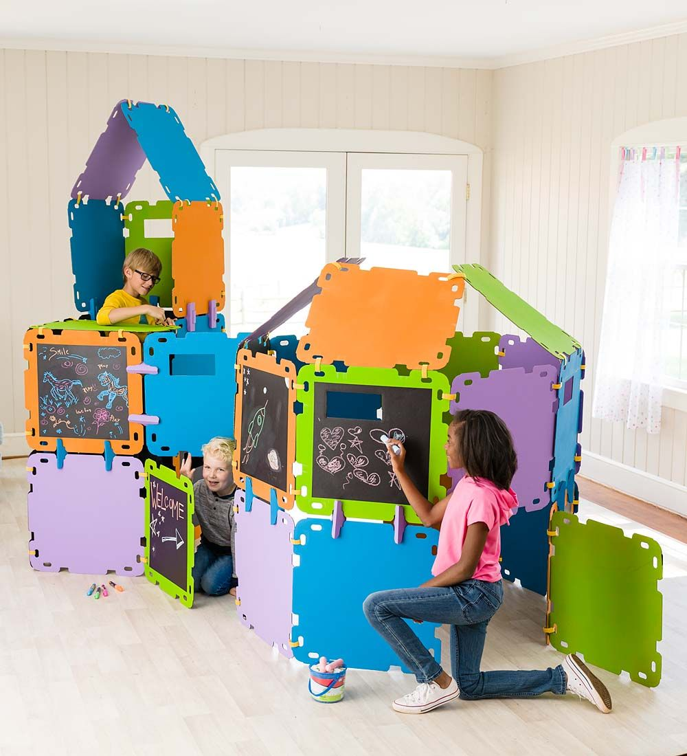 Build The Play Place Of Your Dreams (forts Are Fun!) And