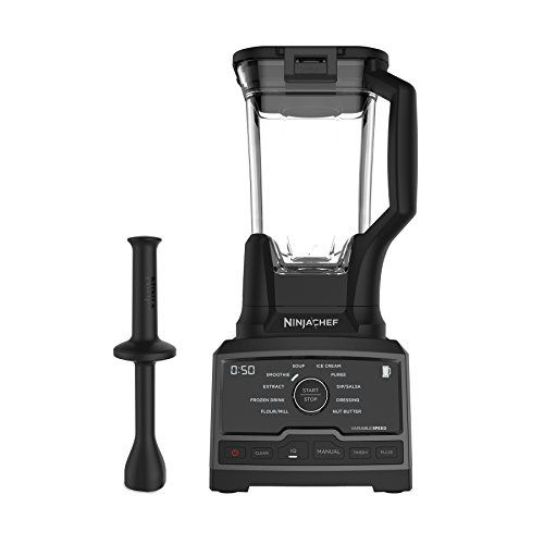 Ninja Chef Countertop Blender With 1500 Watt Auto Iq Base 10 Pre Sets 10 Speeds Dishwasher Safe 72 Ounce Pitcher And Blender Ninja Blender Kitchen Blenders