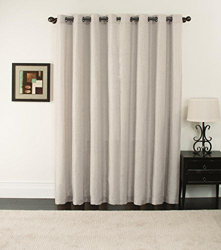 Furniture Fresh Blackout Thermal Faux Linen Pair Of Cur Https