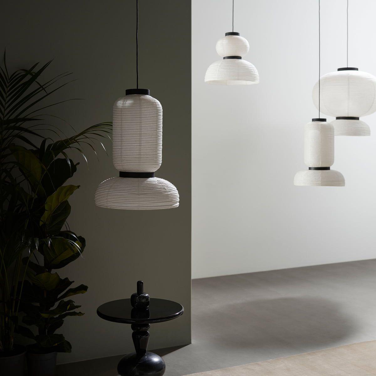 Skulpturale Lampen Aus Papier Werden Auch Hierzulande Immer Beliebter Wen Wundert Es Papier Ist Vielseitig Und Nach Pendant Light Lamp