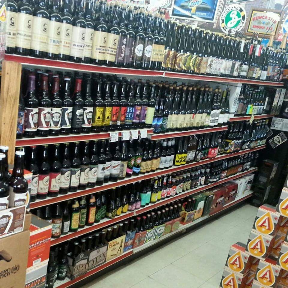 East 1st Grocery Store #ATX #CraftBeer Great selection of