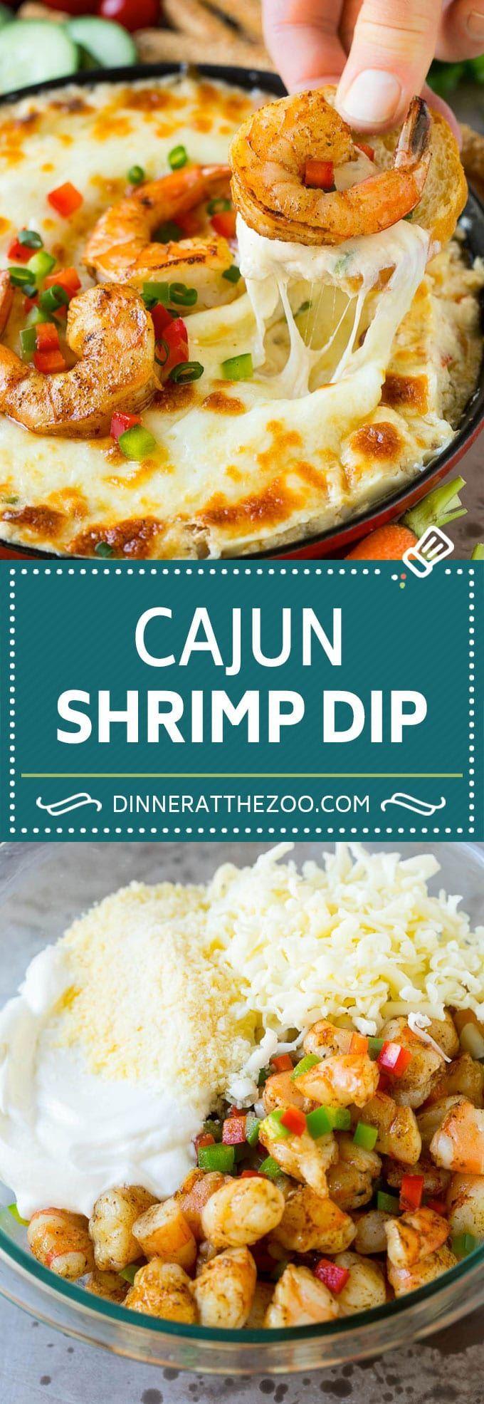 Cajun Shrimp Dip Cajun Shrimp Dip Recipe   Shrimp Dip   Cheese Dip