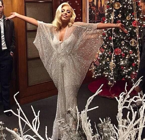 Lady Gaga Christmas Tree Single Lady Gaga Song Lady Gaga Holiday Music